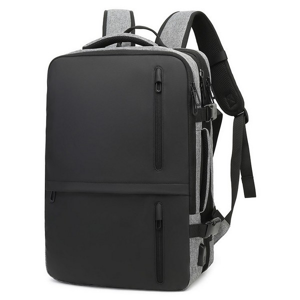 New Large Capacity Backpack Waterproof Travel Bag Fashion Multi-function Business Backpack with USB Charing Port