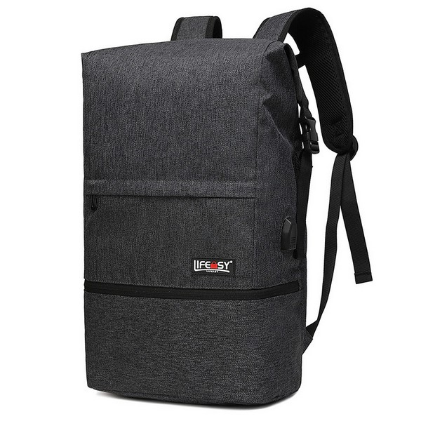 Multifunctional Leisure Travel Bag Bucket Bag Large Capacity Outdoor Sports Bag Fashion Backpack
