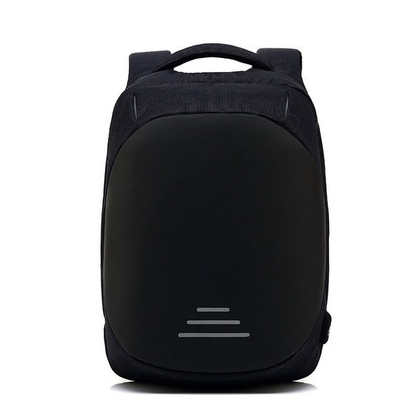 Multi-function Backpack with USB Charing Port Fashion Waterproof Business Backpack Casual Men's Anti-Theft Computer Bag