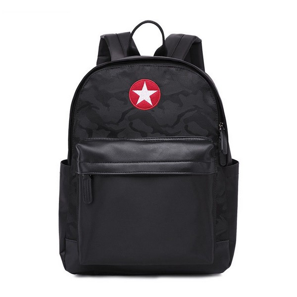 Backpack Student Bag Fashion Travel Bag Adults and School Students Laptop Books