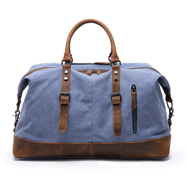 Travel Duffel Bag for Men & Women  Overnight Weekend Bag