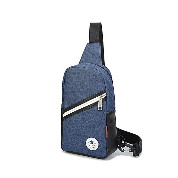 Sling Backpack Anti Theft Crossbody Sling Bag Multipurpose Casual Daypack Travel Chest Shoulder Bag